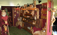 Art & Craft Show Booth Exhibits